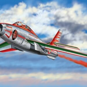 "F-84F Thunderstreak I ""Diavoli Rossi"" 1/1"