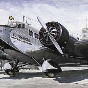 "Junkers Ju-52/3 M ""Tante Ju"" 1/1"