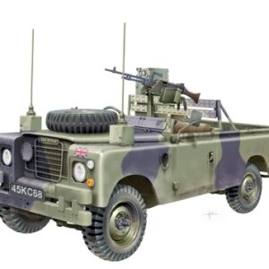 """Land Rover LWB 109"""" FFR 1/1"""