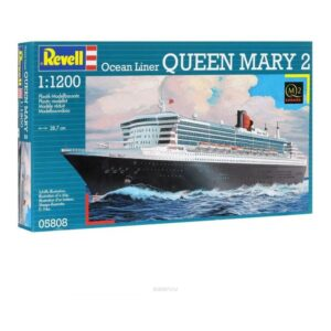 OceanLiner QUEEN MARY 2 Scale: 1:1200 1/4