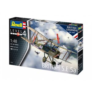 Revell 100 Years RAF: British S.E. 5a 1:48 1/4