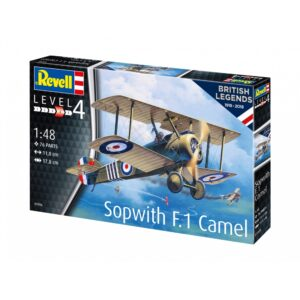 Revell 100 Years RAF: Sopwith Camel 1:48 1/4