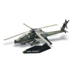 Revell AH-64 Apache Helicopter 1:72 Easy-Click 1/1