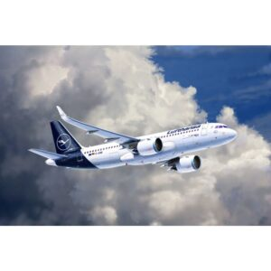 """Revell Airbus A320 Neo Lufthansa """"New Livery"""" 1:144 1/4"""
