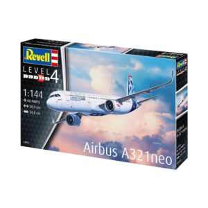Revell Airbus A321 Neo 1:144 1/3