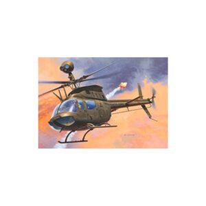 Revell Bell OH-58D Kiowa 1:72 1/4
