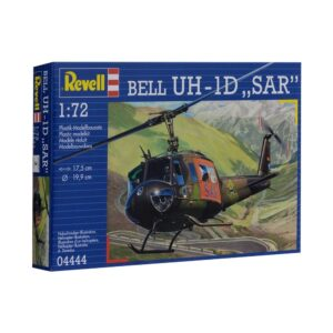 Revell Bell UH-1D SAR 1:72 1/4