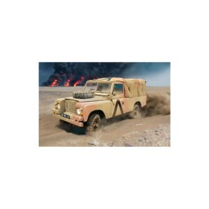 Revell British 4x4 Off-Road Vehicle SeriesIII (109 /LWB) 1:35 1/4