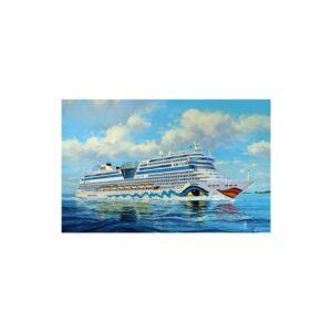 Revell Cruiser Ship AIDA (blu, sol, mar, stella) 1:400 1/4