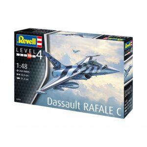 Revell Dassault Aviation Rafale C 1:48 1/4