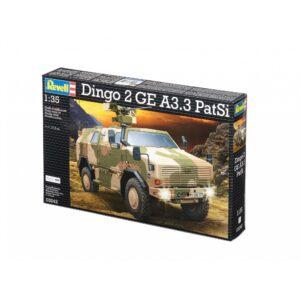 Revell Dingo 2 GE A3.3 PatSi 1:35 1/3