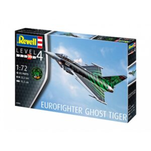 "Revell Eurofighter ""Ghost Tiger"" 1:72 1/4"