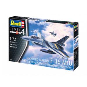 """Revell F-16 Mlu""""100th Anniversary"""" 1:72 1/4"""