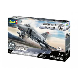 Revell F-4E Phantom 1:72 Easy-Click 1/4