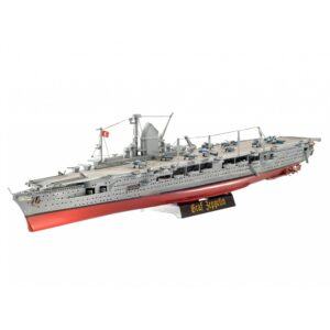 Revell German Aircraft Carrier GRAF ZEPPELIN Scale: 1:720 1/4