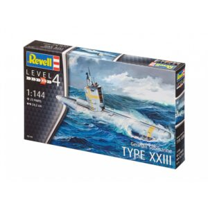 Revell German Submarine TYPE XXIII 1:144 1/4