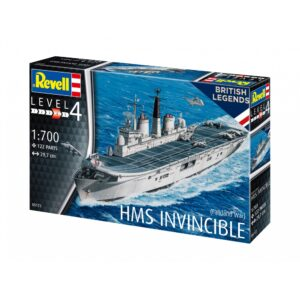 Revell HMS Invincible (Falkland War) 1:700 1/3