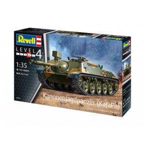 Revell Kanonenjagdpanzer + Observation Version (BeobPz) 1:35 1/4