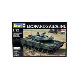 Revell LEOPARD 2 A5 / A5 NL 1:72 1/4