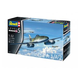 Revell Me262 A-1 Jetfighter 1:32 1/4