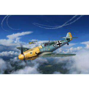 Revell Messerschmitt Bf109 F-2 1:72 1/4