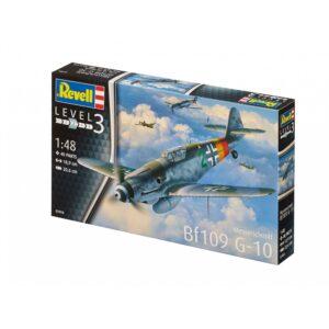 Revell Messerschmitt Bf109 G-10 1:48 1/3