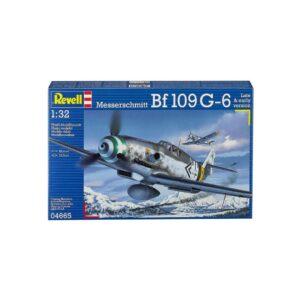Revell Messerschmitt Bf109 G-6 Late & early version 1:32 1/4
