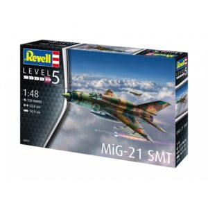 Revell MiG-21 SMT 1:48 1/4