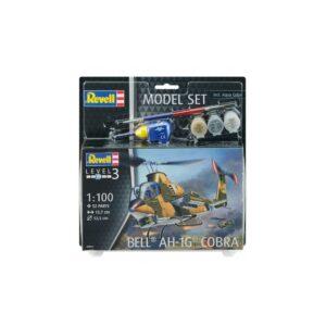 Revell mudelikomplekt Bell AH-1G Cobra 1:100 1/3