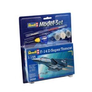 Revell mudelikomplekt F-14D Super Tomcat 1:144 1/4