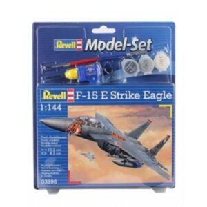 Revell mudelikomplekt F-15E Strike Eagle 1:144 1/4