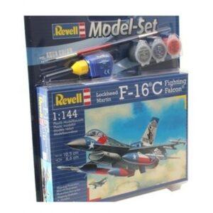 Revell mudelikomplekt F-16C USAF 1:144 1/3