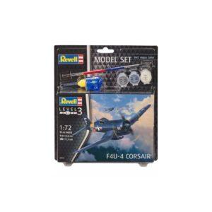 Revell mudelikomplekt F4U-4 Corsair 1:72 1/4