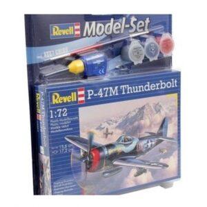 Revell mudelikomplekt P-47M Thunderbolt 1:72 1/4