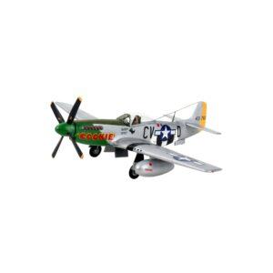 Revell mudelikomplekt P-51 D Mustang 1:72 1/3