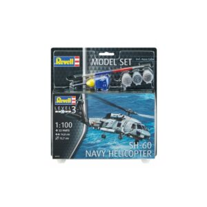 Revell mudelikomplekt SH-60 Navy Helicopter 1:100 1/4
