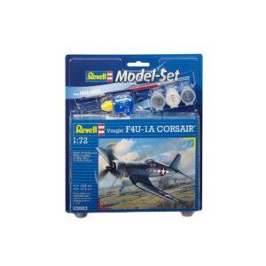 Revell mudelikomplekt Vought F4U-1D CORSAIR 1:72 1/2
