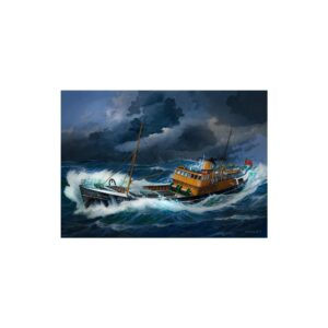 Revell North Sea Trawler 1:142 1/4