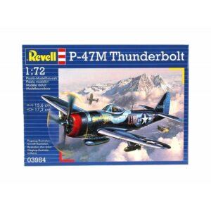 Revell P-47 M Thunderbolt 1:72 1/4