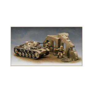 Revell Panzer II Ausf. F 1:76 1/2