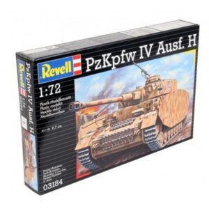 Revell PzKpfw. IV Ausf.H 1:72 1/4