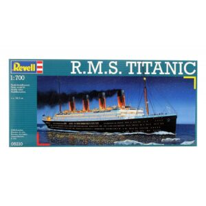 Revell R.M.S.Titanic 1:700 1/4