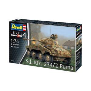 Revell Sd.Kfz. 234/2 Puma 1:76 1/4