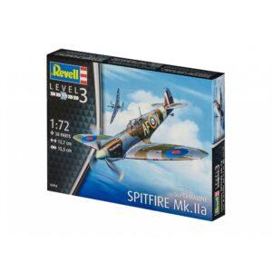 Revell Spitfire Mk.IIa 1:72 1/4