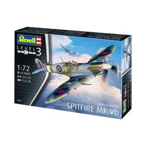 Revell Supermarine Spitfire Mk.Vb 1:72 1/4