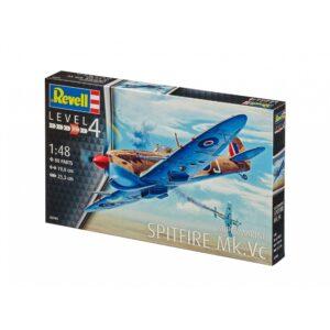Revell Supermarine Spitfire Mk.Vc 1:48 1/4