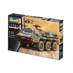 Revell TPz 1 Fuchs A4 1:35 1/4