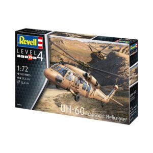 Revell UH-60 1:72 1/4