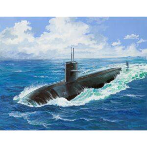 Revell USS DALLAS (SSN-700) 1:400 1/4