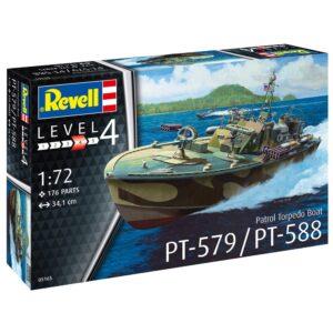 Revelli Patrol Torpedo Boat PT-588/PT-57 1/3